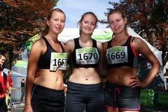 Sports de femmes Photographie stock