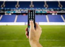 Sports de observation dans 3D Photographie stock