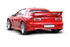 sports de rouge de véhicule Photo stock