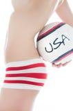 Sports des Etats-Unis Photo stock