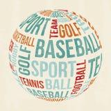 Sports design Stock Photo