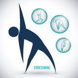 Sports design. Royalty Free Stock Images
