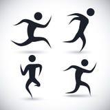Sports design. Royalty Free Stock Photo