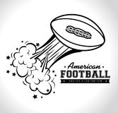 Sports design,vector illustration. Stock Images