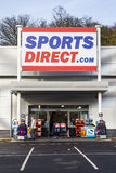 Sports Direct royalty free stock photos