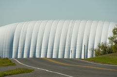 Sports Dome - Kingston - Canada. Sports Dome in Kingston - Canada Royalty Free Stock Images