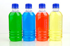 Sports Drinks Stock Photo