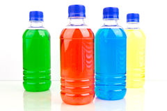 Sports Drinks Stock Photography