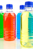 Sports Drinks Stock Image