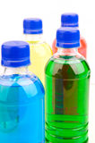 Sports Drinks Royalty Free Stock Photos