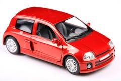 Sports du clio V6 de Renault images libres de droits