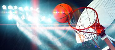 Sports and entertainment. Basketball and team sports stock images