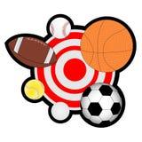 Sports Entwicklung Lizenzfreie Stockfotografie