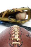 Sports Equipment Royalty Free Stock Photography