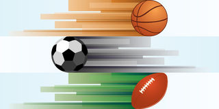 Sports equipment-1 Royalty Free Stock Image
