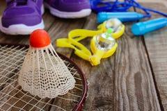 Sports equipment Royalty Free Stock Photo