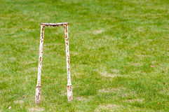 Sports equipment - croquet gear Stock Photos