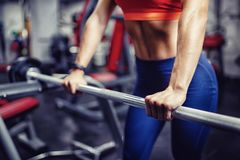 Sports equipment for fitness royalty free stock photo