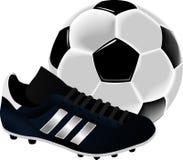 Sports Equipment, Football, Shoe, Ball stock photography