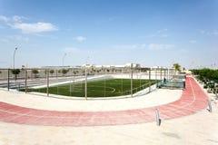 Sports facilities in Doha, Qatar Royalty Free Stock Photo