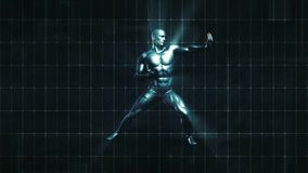 Sports Fitness stock footage