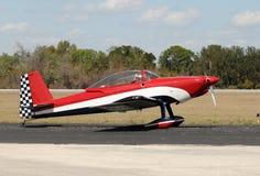 Sports Flugzeug stockfotos
