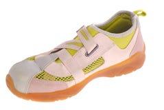Sports footwear Royalty Free Stock Photo