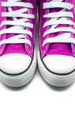Sports footwear Stock Photos