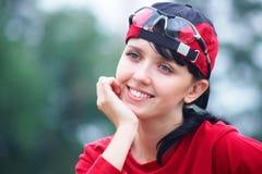 Sports girl Stock Photos