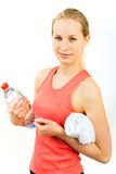 Sports Girl Stock Images