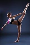 Sports girl Stock Image
