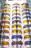 Sports glasses in shop Stock Images