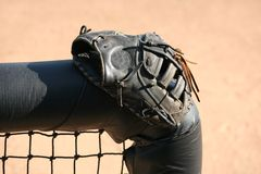 Sports glove Royalty Free Stock Image
