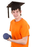 Sports graduate Stock Images