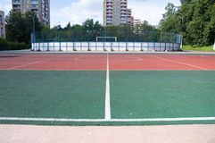 Sports ground Stock Photo