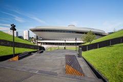 Sports hall Spodek in Katowice, Poland Stock Photos