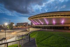 Sports hall Spodek in Katowice, Poland Royalty Free Stock Photo