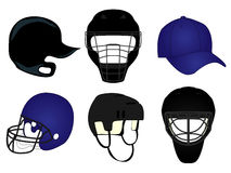Sports Headwear 2 Stock Photos