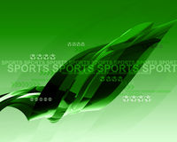 Sports Idea002 Royalty Free Stock Image