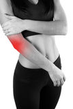 Sports injury Stock Images