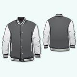 Sports or varsity jacket Royalty Free Stock Photo
