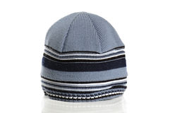 Sports knitted cap Stock Image