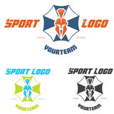 Sports Logo Royalty Free Stock Images
