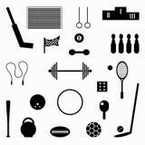 Sports machines vector illustration Stock Photos