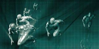 Sports Marketing Stock Images