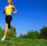 Sports Mädchen Stockfoto