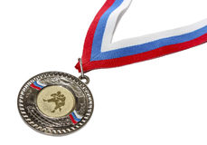 Sports medal Royalty Free Stock Photos