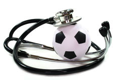 Sports Medicine Royalty Free Stock Image