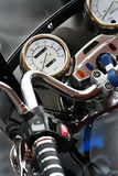Sports Motorrad Lizenzfreies Stockfoto
