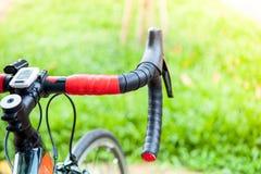 Sports mountain bike Stock Image